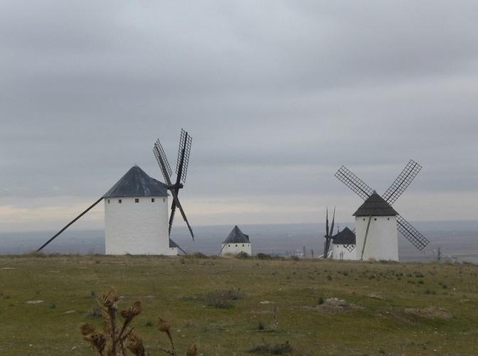 Molinos en Ciudad Real (Castilla La Mancha)