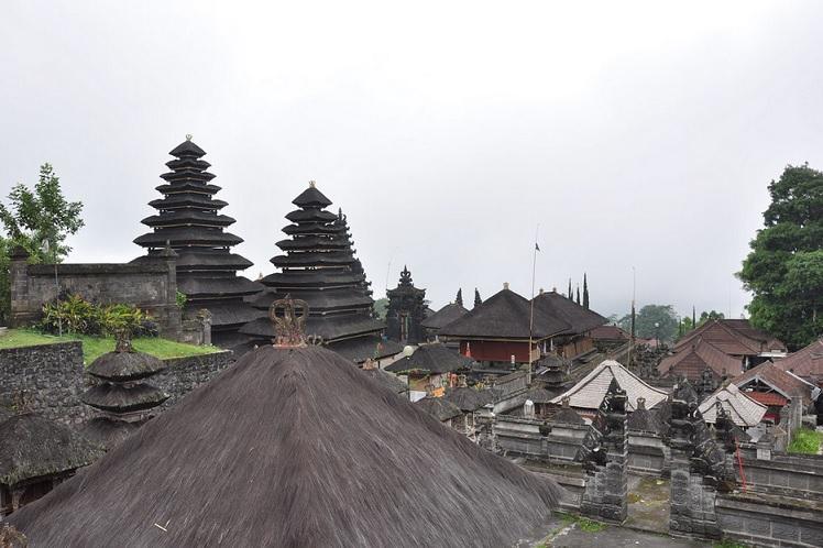 Isla de Bali en Indonesia