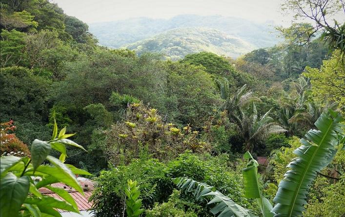 Valle de Antón en Panamá